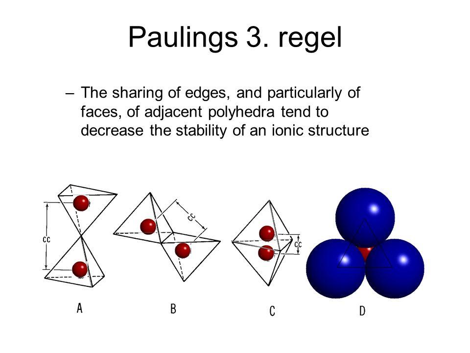 Paulings 3.
