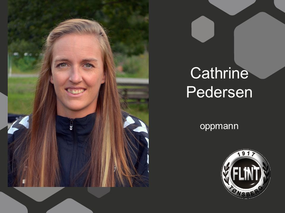Cathrine Pedersen oppmann