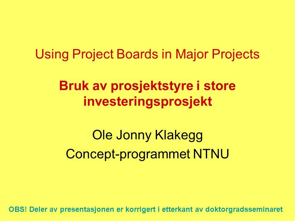 Ny modell Styringsgruppe Prosjektleiar Evt.