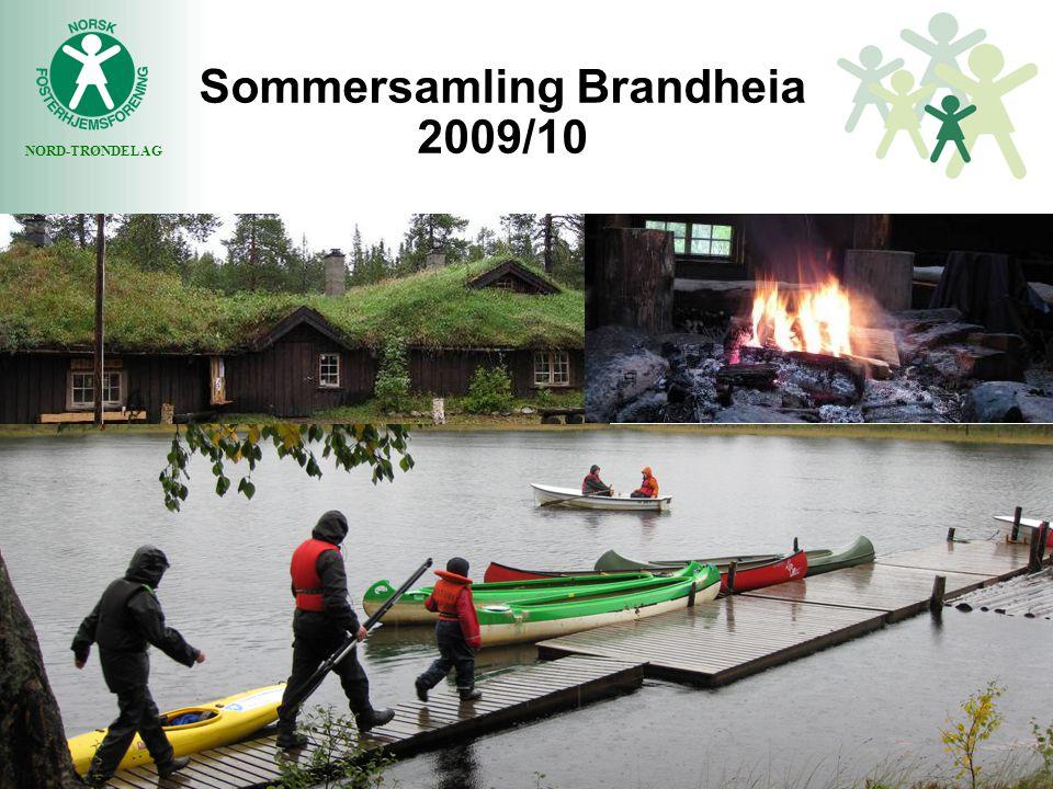 NORD-TRØNDELAG Sommersamling Brandheia 2009/10
