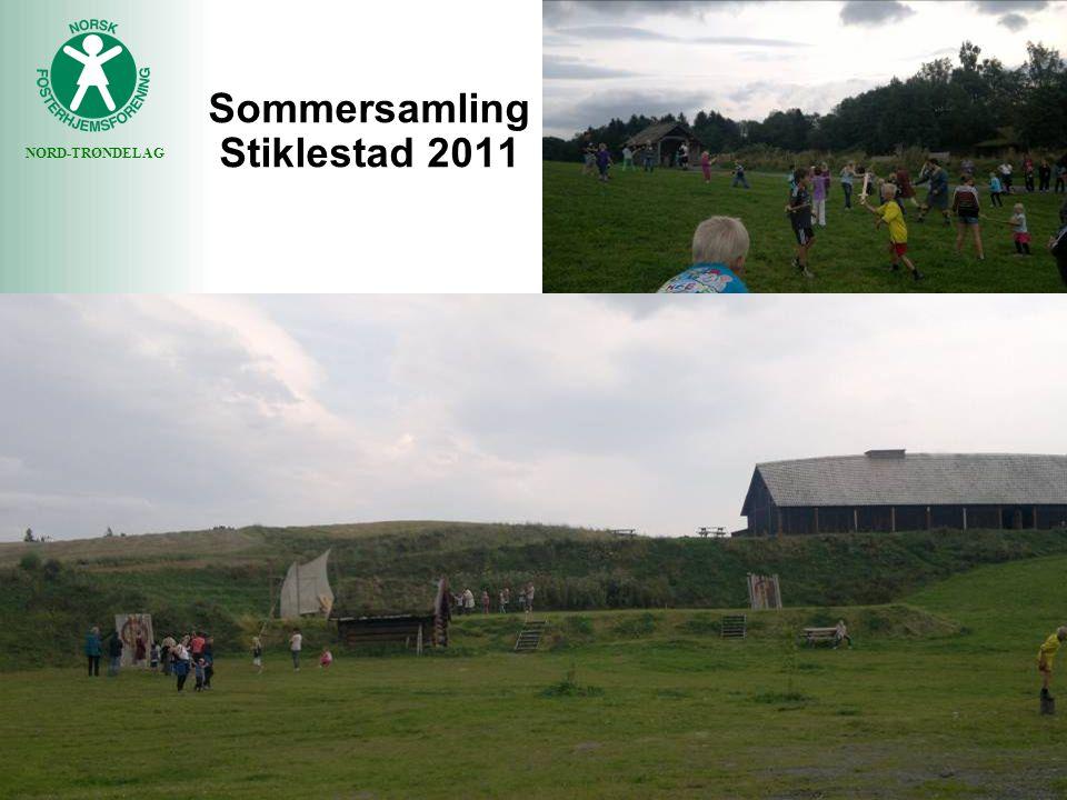 NORD-TRØNDELAG Sommersamling Stiklestad 2011