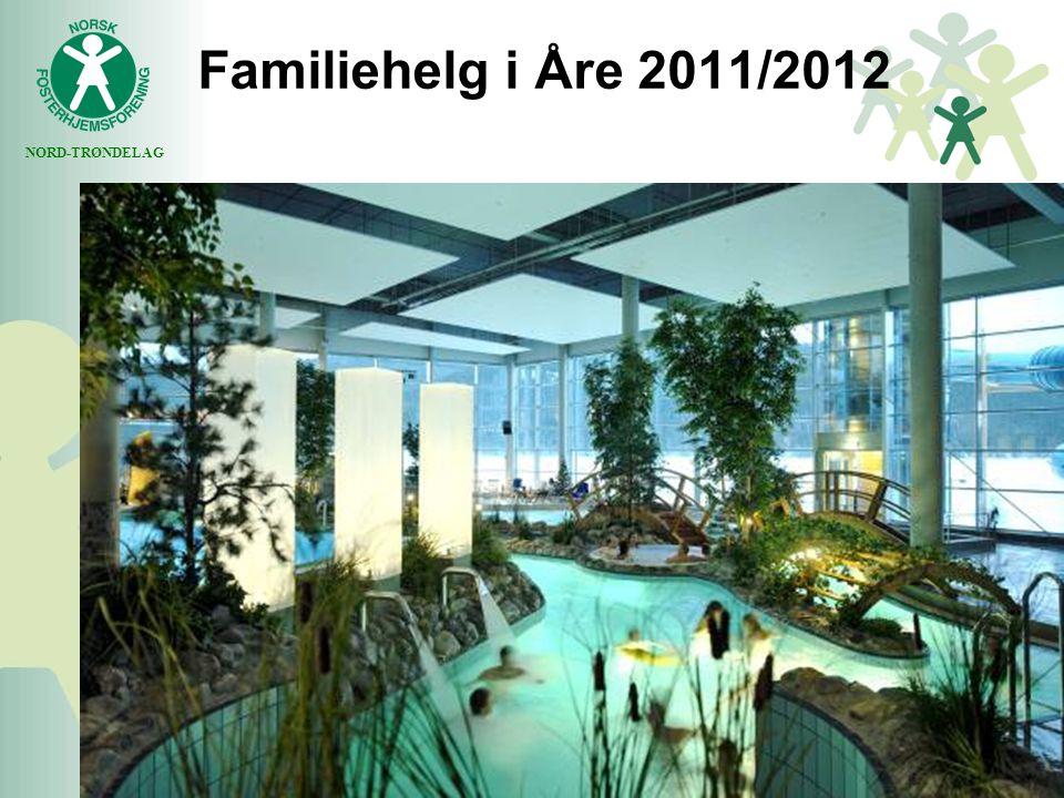 NORD-TRØNDELAG Familiehelg i Åre 2011/2012