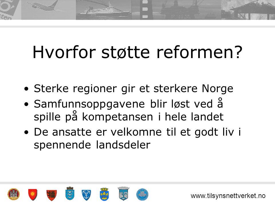www.tilsynsnettverket.no Haugalandet og Sunnhordland