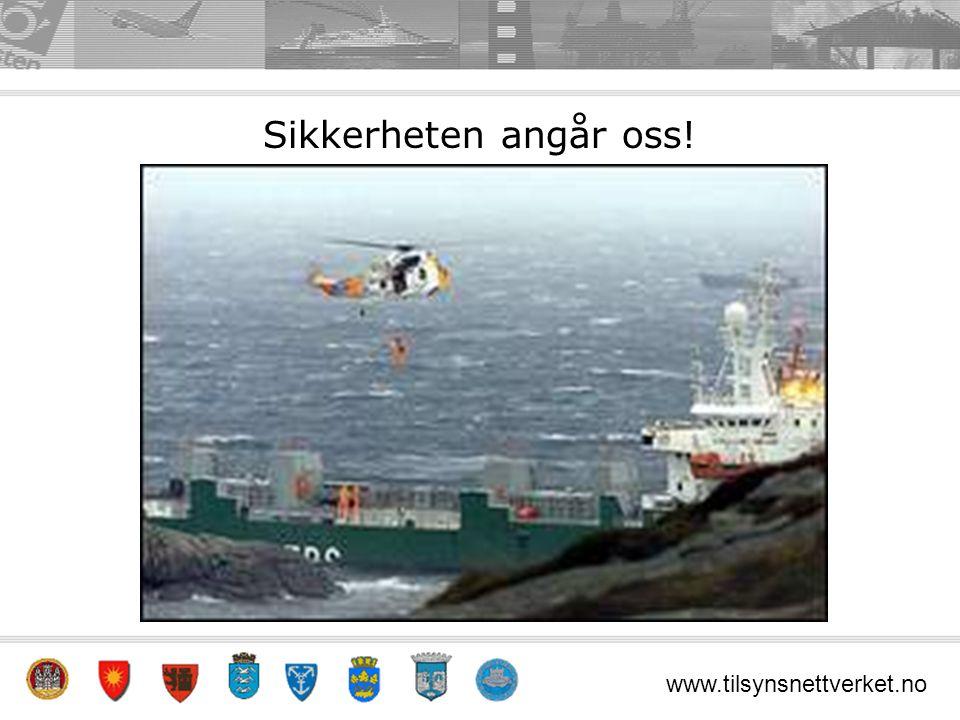 www.tilsynsnettverket.no Sikkerheten angår oss!