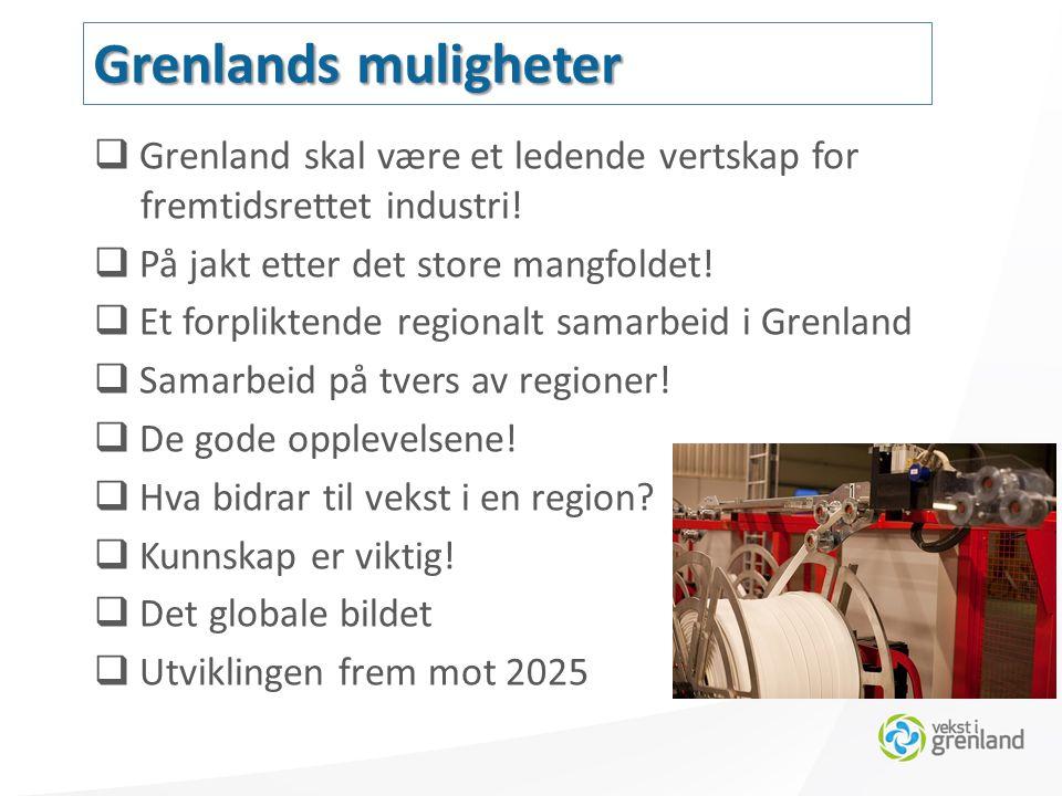  Grenland skal være et ledende vertskap for fremtidsrettet industri.