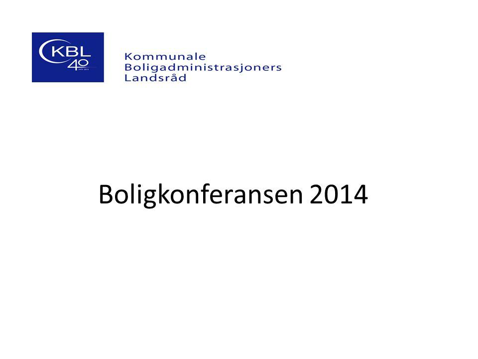 Boligkonferansen 2014