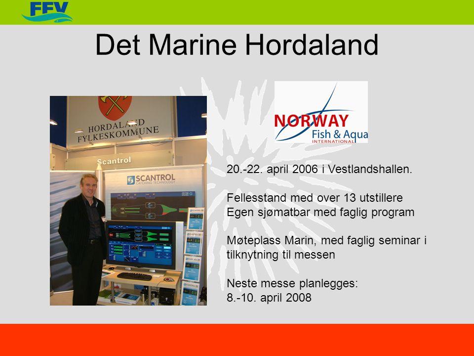 Det Marine Hordaland 20.-22. april 2006 i Vestlandshallen.