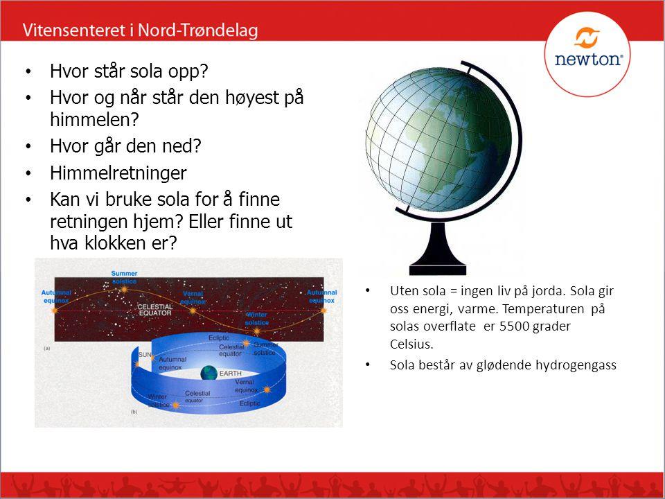 Jord og måne http://www.viten.no/?moon_rotate Måne og jord-bevegelser og sola http://intern.forskning.no/arnfinn/baner/baner_nonpop.html Animasjon jorda rundt sola, årstider