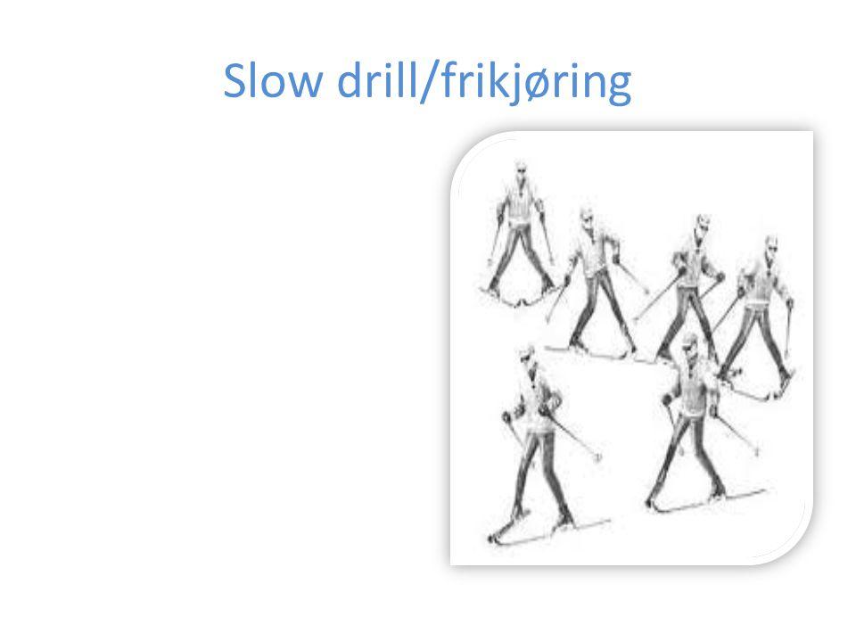 Slow drill/frikjøring