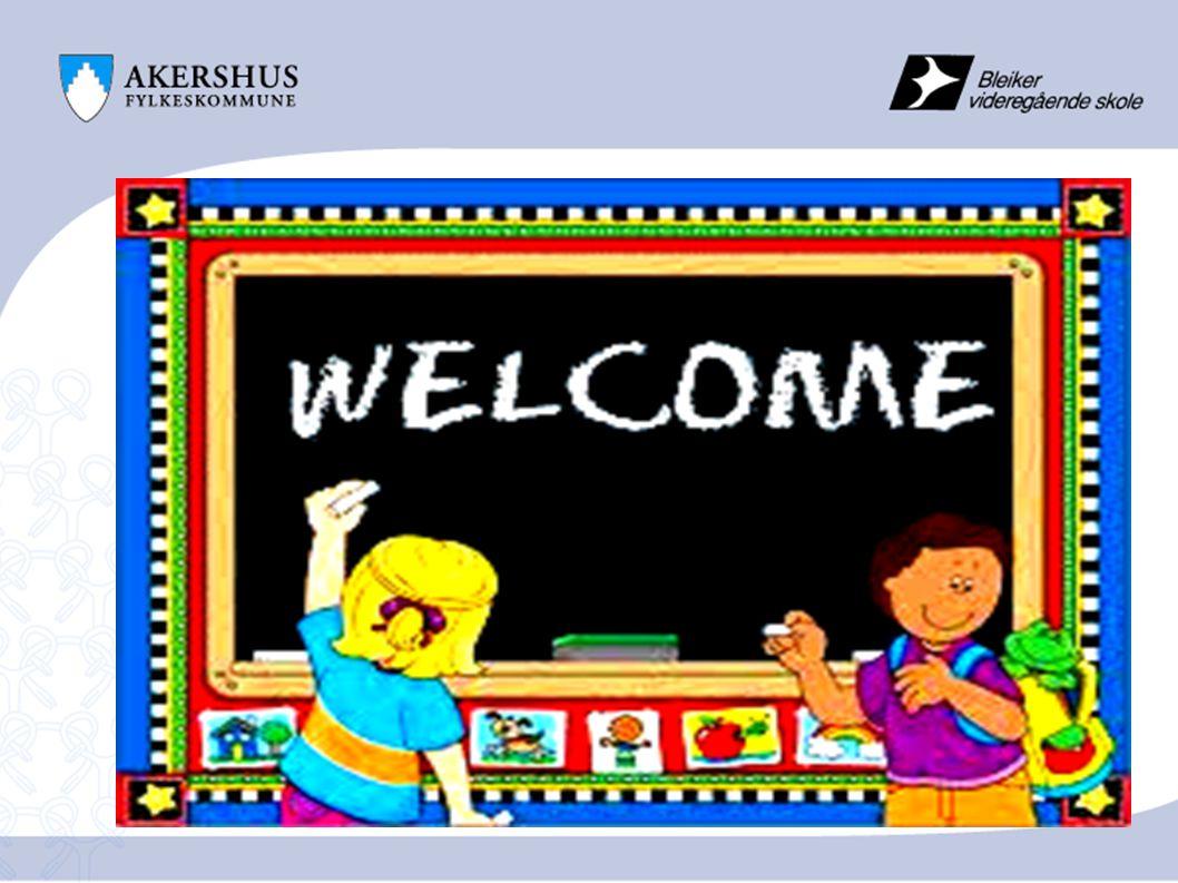 Bleikers satsningsområder Lærings- og skolemiljø: Miljøbyggende aktiviteter (for eksempel skolestartopplegg) Bleiker-timen (elevråd/undersøkelser, fag, skolemiljø) Tydelighet mot rus/uønsket atferd Tobakksfritt skoleområde