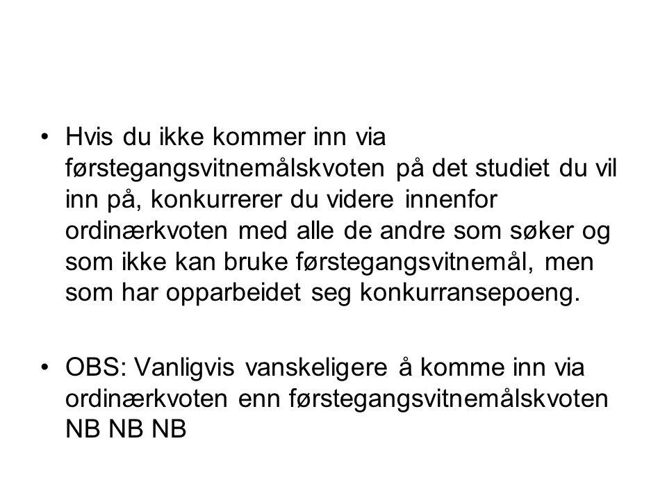 Kritisk blikk på disse studiene: Kostbart Lite kulturmiks, sammen med mange andre nordmenn.