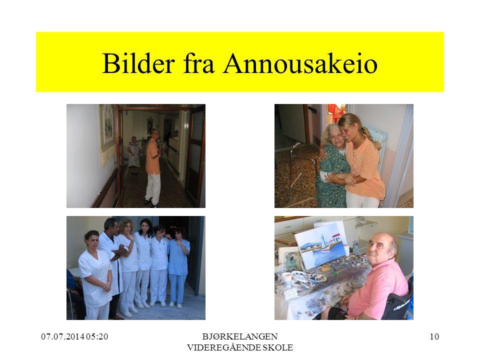 07.07.2014 05:21BJØRKELANGEN VIDEREGÅENDE SKOLE 10 Bilder fra Annousakeio