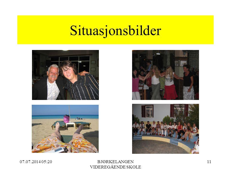 07.07.2014 05:21BJØRKELANGEN VIDEREGÅENDE SKOLE 11 Situasjonsbilder