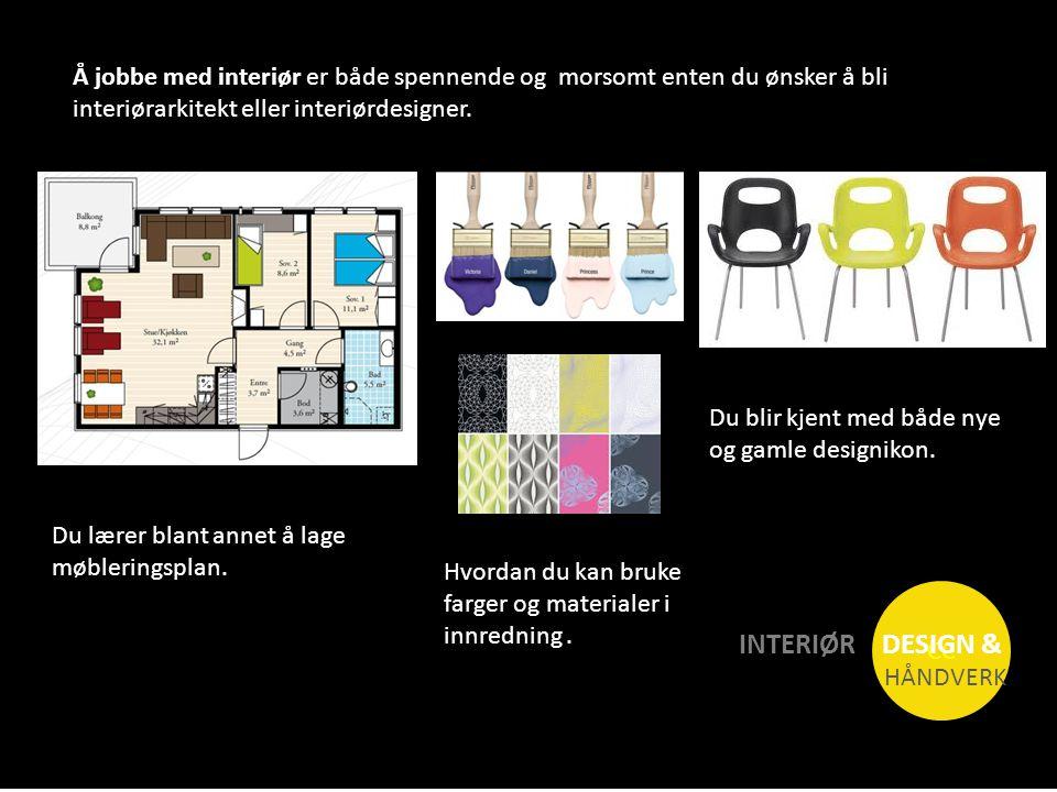 CC INTERIØR DESIGN & HÅNDVERK