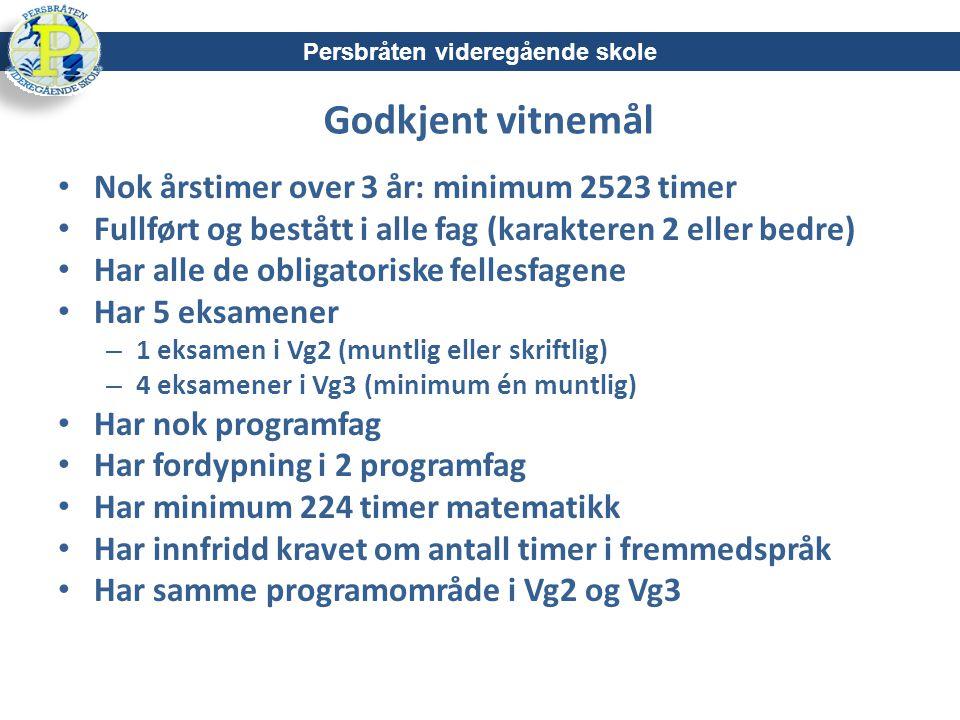 Praktisk info om fagvalget: Skjemaer leveres kontaktlærer innen 7.