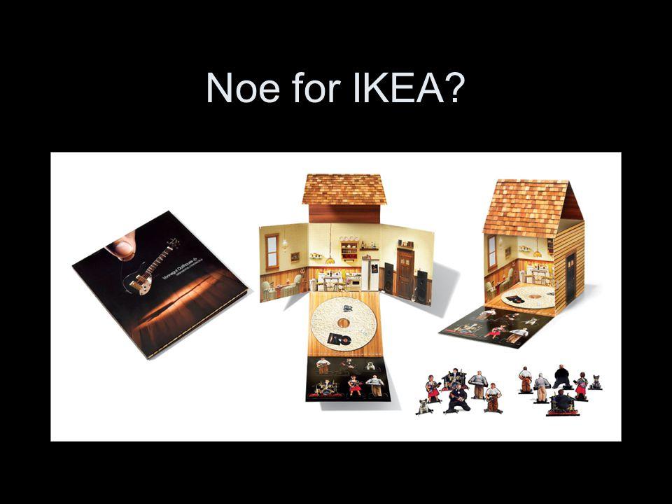 Noe for IKEA?