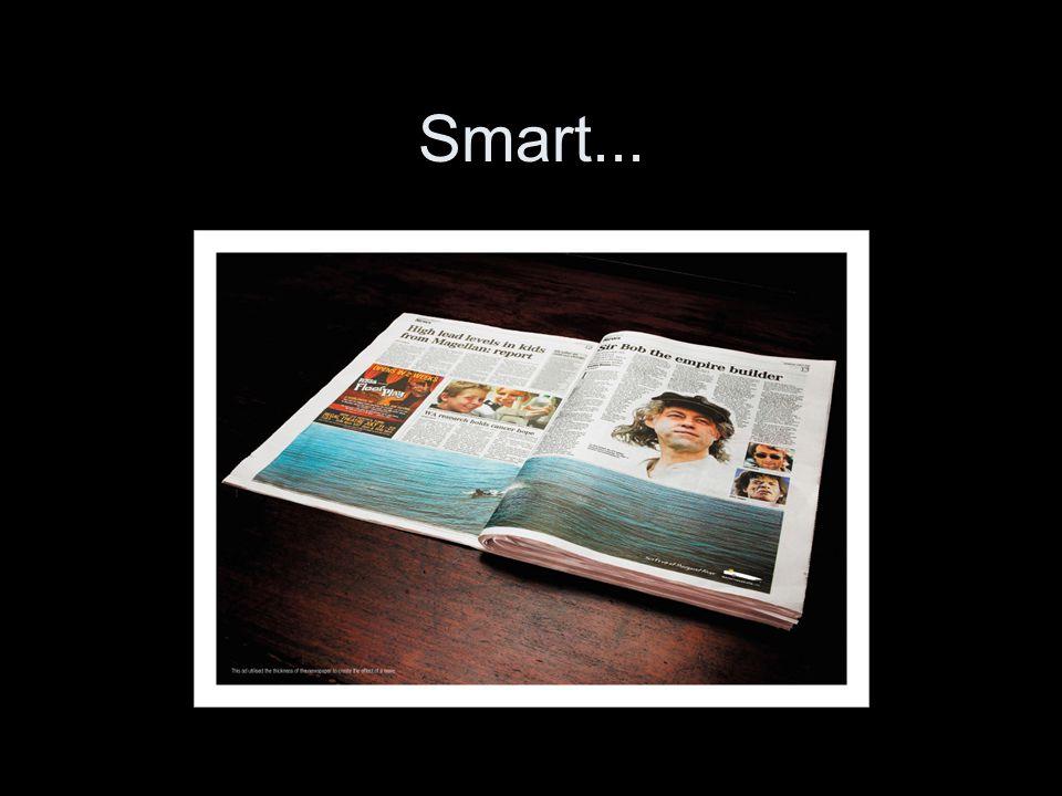 Smart...