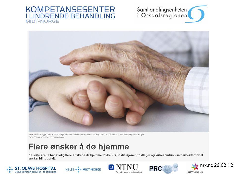 Kreftbehandlingen blir stadig mer kompleks Økte forventninger hos pasientene Økt poliklinisk drift ved sykehusene Samhandlingsreformen fra 2012 –BEON