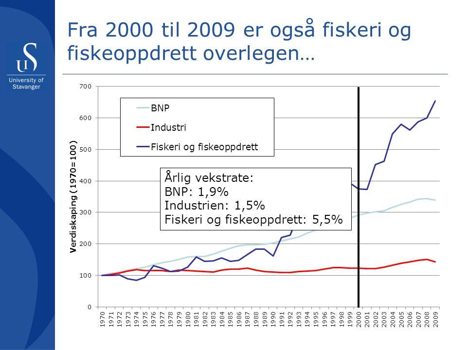 Vi kan bare bygge en internasjonalt ledende biomarin ingrediensindustri i Norge hvis den ikke er for norsk !