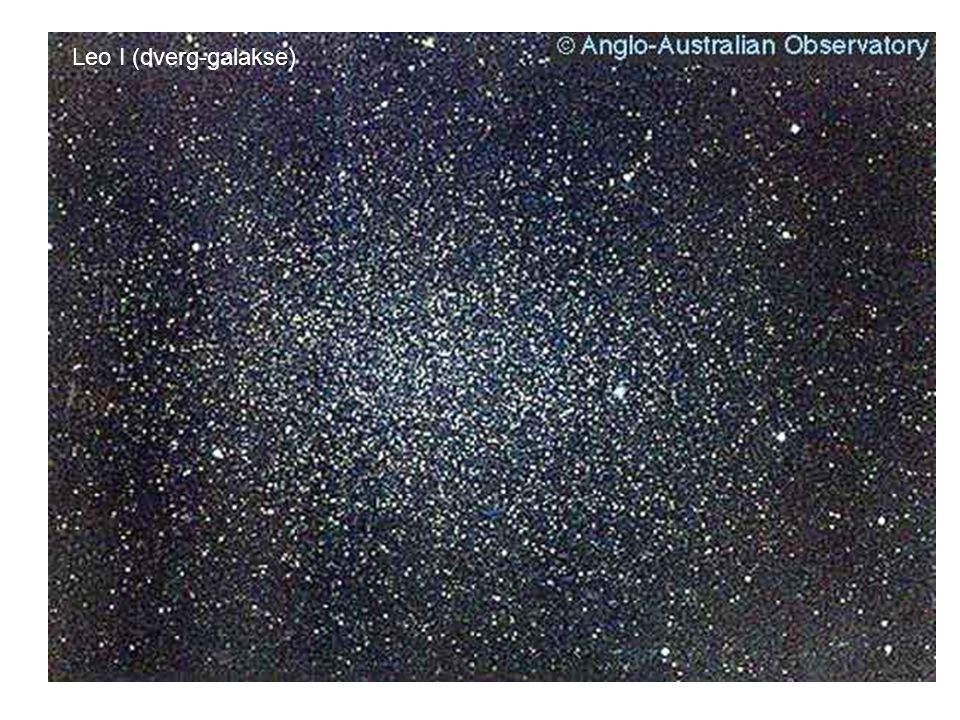 AST1010 - Galakser10 Leo I (dverg-galakse)