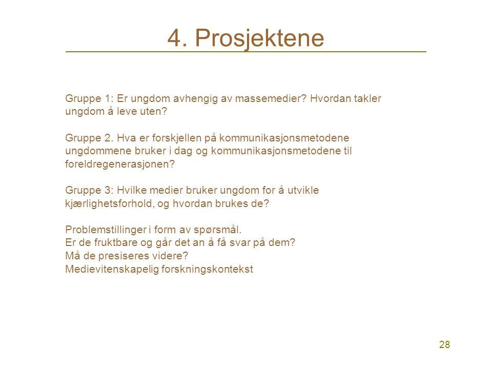 27 3. Metode PROSENTDIFFERANSE Tabellen viser at det er en viss sammenheng mellom kjønn og boklesning. Prosentdifferansen måler styrken i sammenhengen