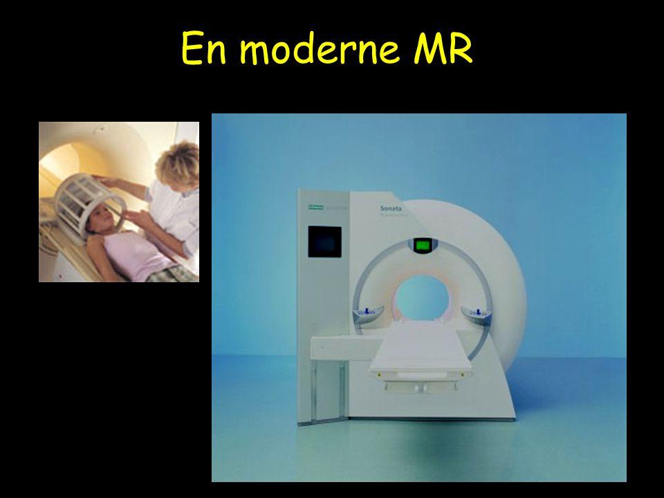 En moderne MR