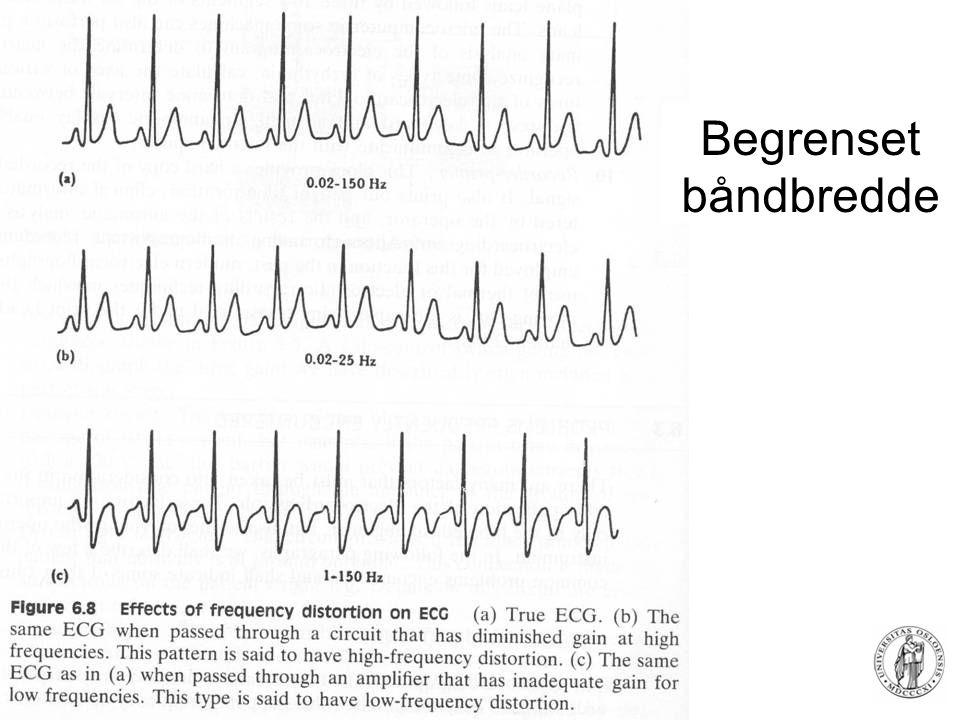 Fysisk institutt - Rikshospitalet 29 Suppleringsbilder for Webster kap. 11