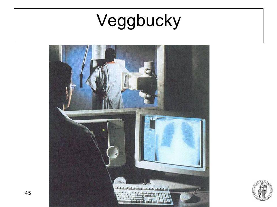 Fysisk institutt - Rikshospitalet 45 Veggbucky