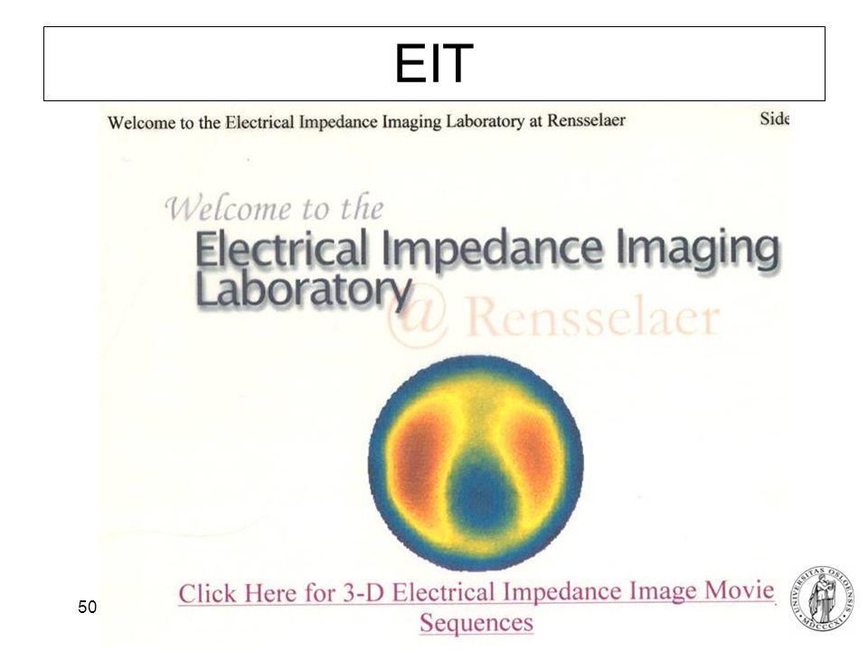 Fysisk institutt - Rikshospitalet 51 EIT
