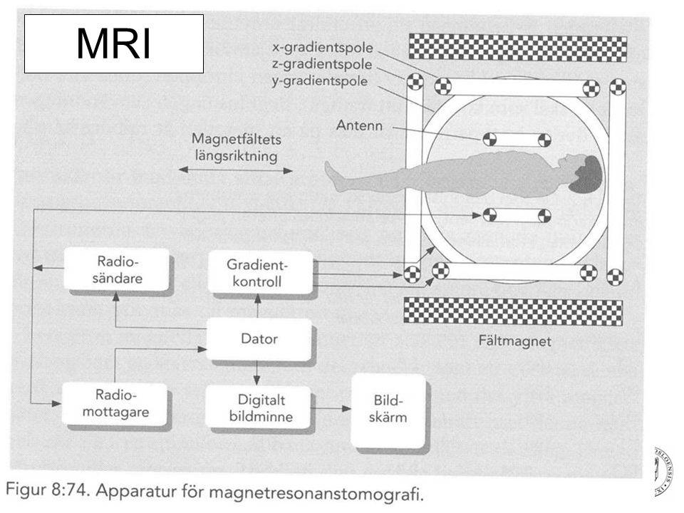 Fysisk institutt - Rikshospitalet 53 MRI