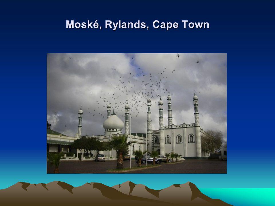Moské, Rylands, Cape Town