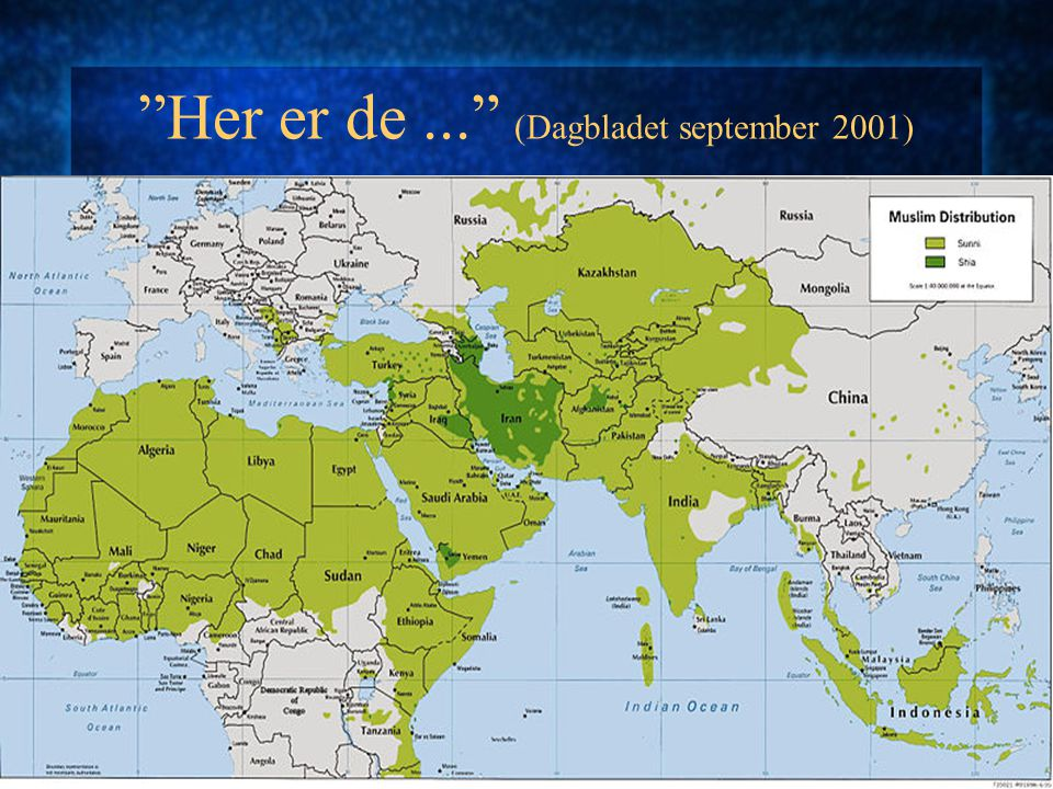 Islamsk oppvåkning: al-nahda Jamal al-Din al-Afghani 1839-1897 Muhammad Abduh 1849-1905 - Muslimer må stå sammen og holde fast ved sin religion i forsvar mot vesten - Islam må reformeres med utgangspunkt i det sanne islam som rådde på Profetens tid - Lov + fornuft