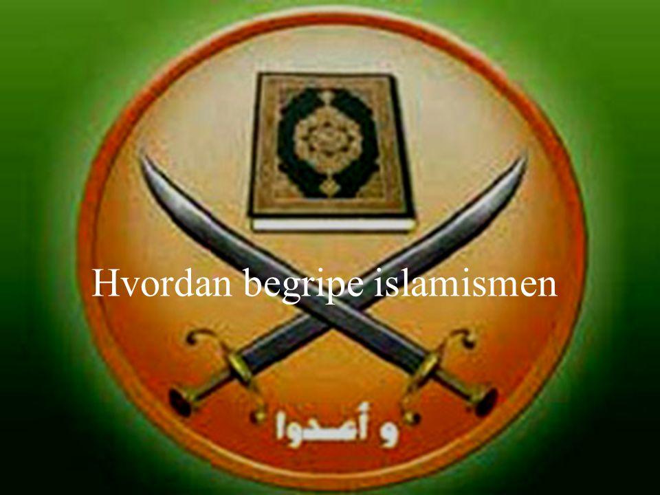 15. november: Reaksjonær eller progressiv? Ideologisk utvikling og sosial rolle i dag PÅSTAND: Islamismen er ikke en reaksjon mot modernisering I stor