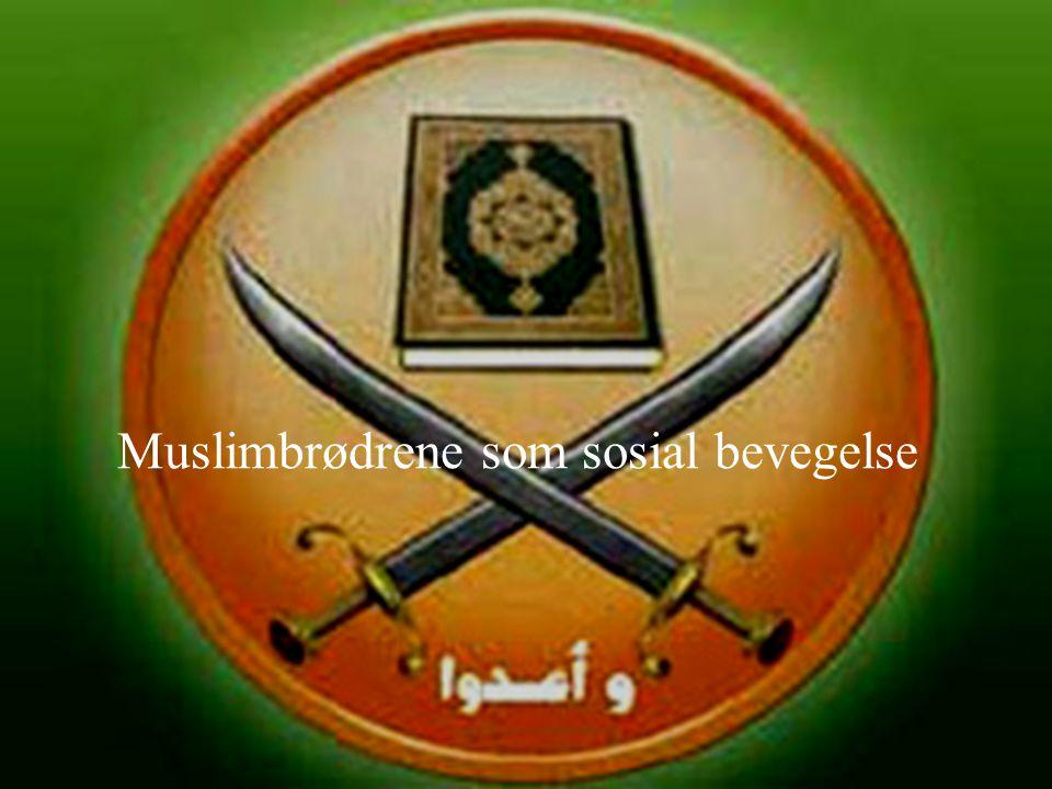 Muslimbrødrene som sosial bevegelse