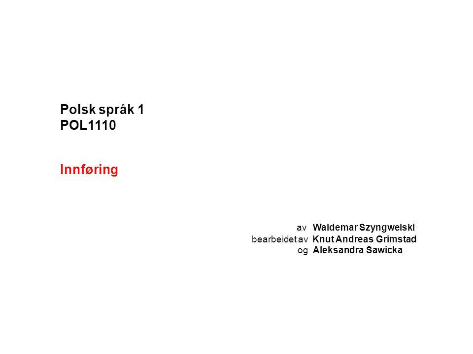 Fakta om Polen republikk i Sentral-Europa areal: ca.