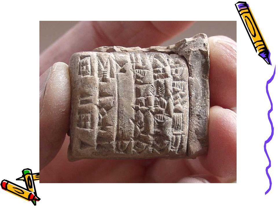 Historie skriftlige systemer – Forskjellige forskere fremstiller progressiv utvikling konkrete pictografer—>abstrakte logografer—> stavelsessystemer—>alfabet ide/bilde—> ord/symbol forhold—> fonem/grafem—>fonem/grafem Gamle Sumererne—> Egyptere; nåtids kinesere—> Japanere—>vestlige språk kileskrift—> hieroglyfer—> Kana—>norsk