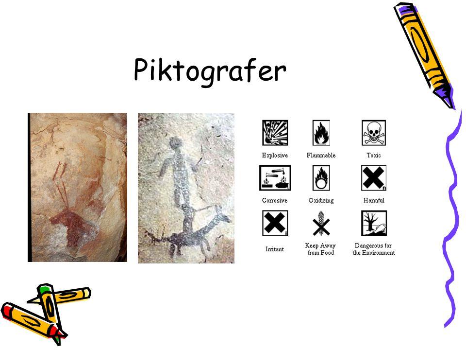 Piktografer