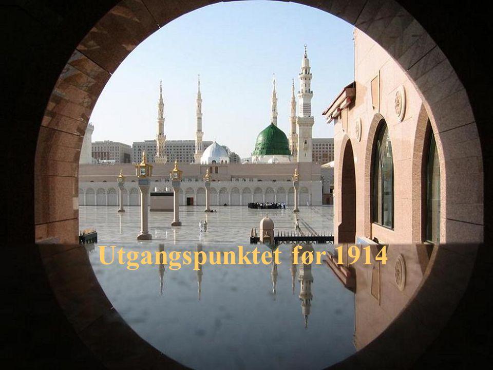 Araberne under mandatet Boikottet britenes mandatinstitusjoner: ingen formell representasjon De facto lederskap: Supreme Muslim Council Amin al-Husayni Lederskap fra jordeier- klassen, sosialt konservativt, fokuserte på symbolspørsmål