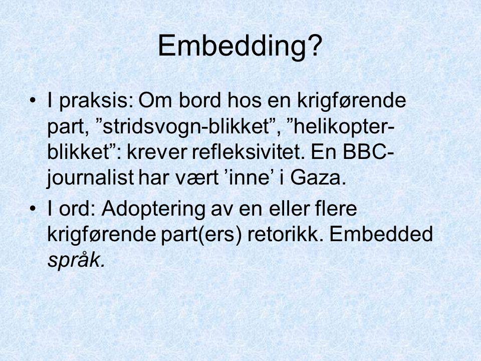 Embedding.