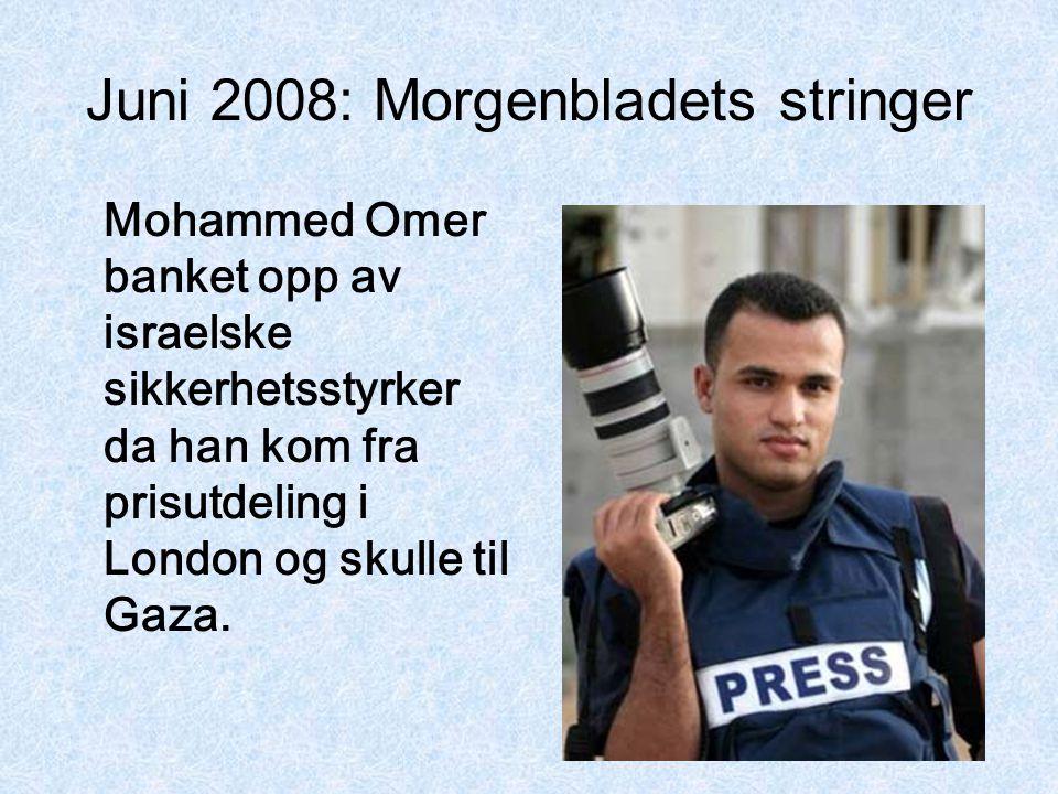 Internsensur i palestinske områder: Gaza court has banned the Palestinian newspaper al- Ayyam because of a three months old cartoon that was judged to be defamatory to Hamas members of parliament ( 11.2.2008, Menassat, Fadi Abu Sada ).