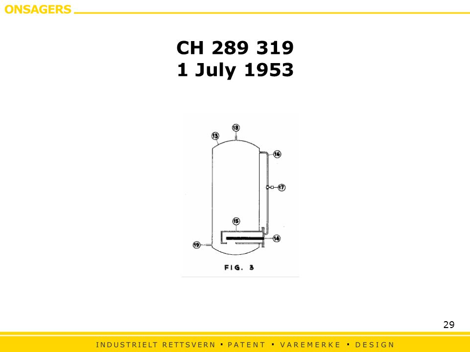 29 CH 289 319 1 July 1953