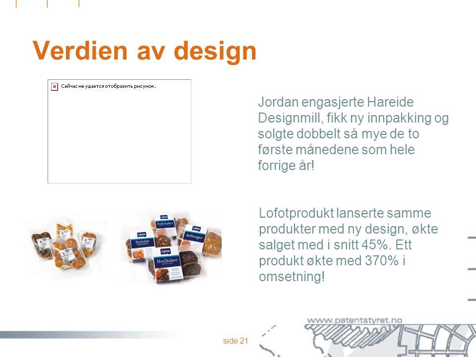 """side 20 Hva er design? -""""design er en liten lykkeopplevelse"""" Mette Marit - produktutforming, formgivning Stortinget"""