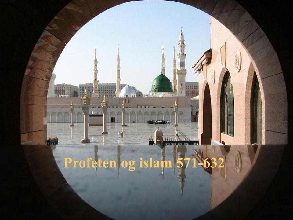 Profeten og islam 571-632
