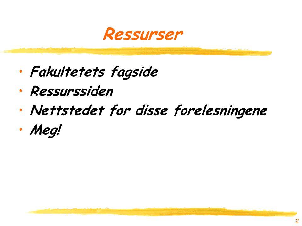 1 Bakgrunnsforelesninger i dynamisk tingsrett oProfessor Erik Røsæg oNordisk institutt for sjørett (St.
