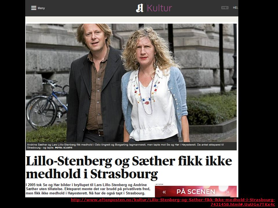 http://www.aftenposten.no/kultur/Lillo-Stenberg-og-Sather-fikk-ikke-medhold-i-Strasbourg- 7431458.html#.UuUGe7TKx4c