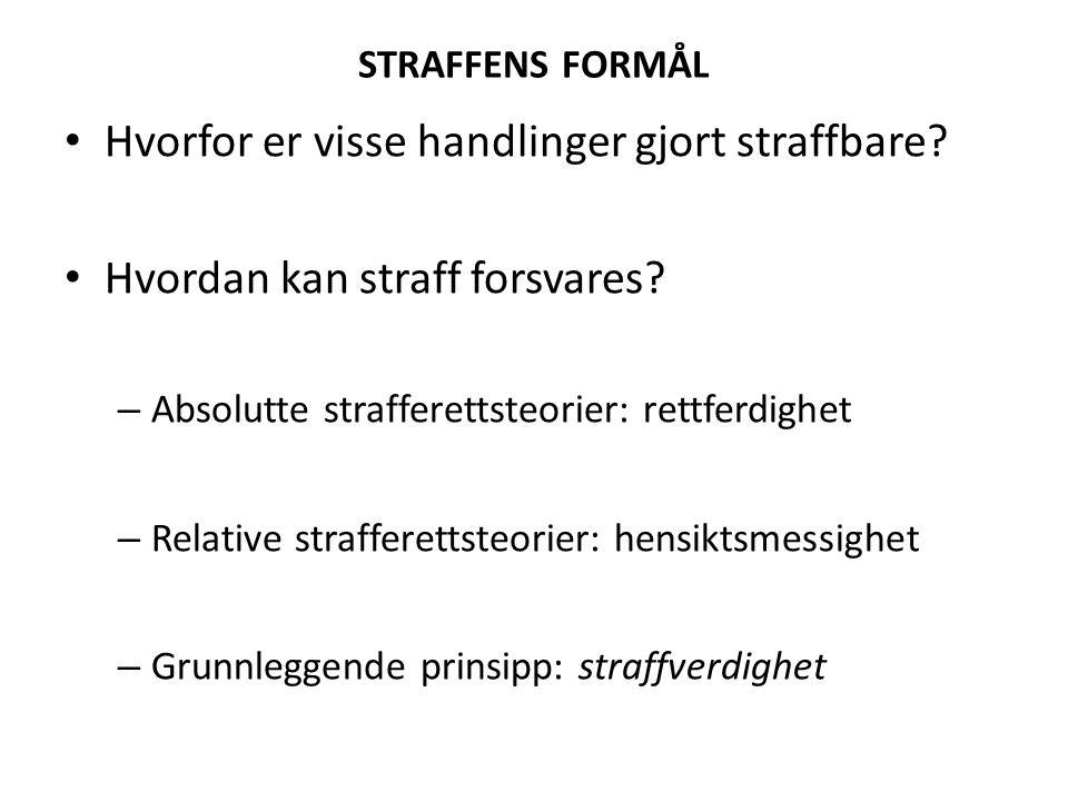 NØDVERGE – Strl.§ 48 -Rett står mot urett – betydning for handlingsrom.