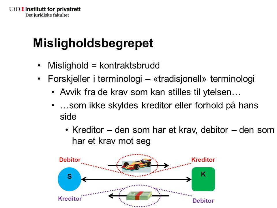 Risikoens overgang Unntak: Hvor risikoen går over etter leveringen (forts.) Berettiget krav om heving eller omlevering – kjl.