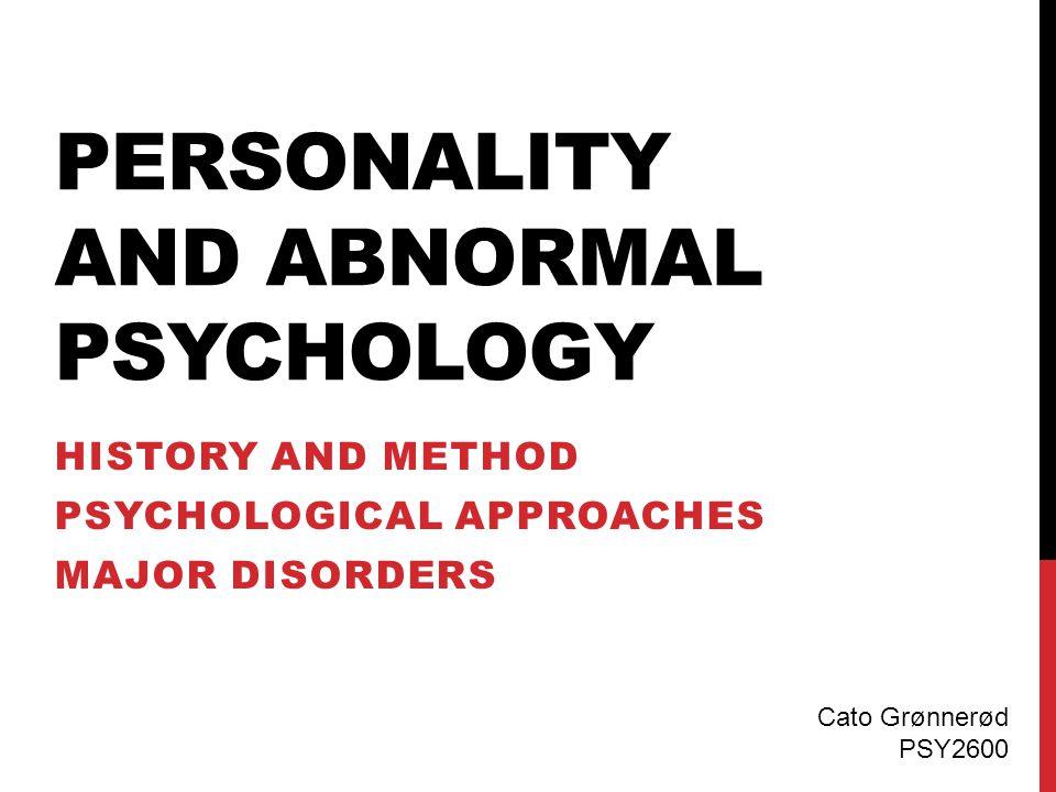 SCHIZOFRENI  Mest vanlige og mest kjente type psykose  Schizofreni er IKKE splittet personlighet Splitt mellom tanke og følelse  Schizofreni leder IKKE til uhemmet galskap med ustyrlig og tullete atferd  Schizofreni er IKKE nødvendigvis en livstidssykdom