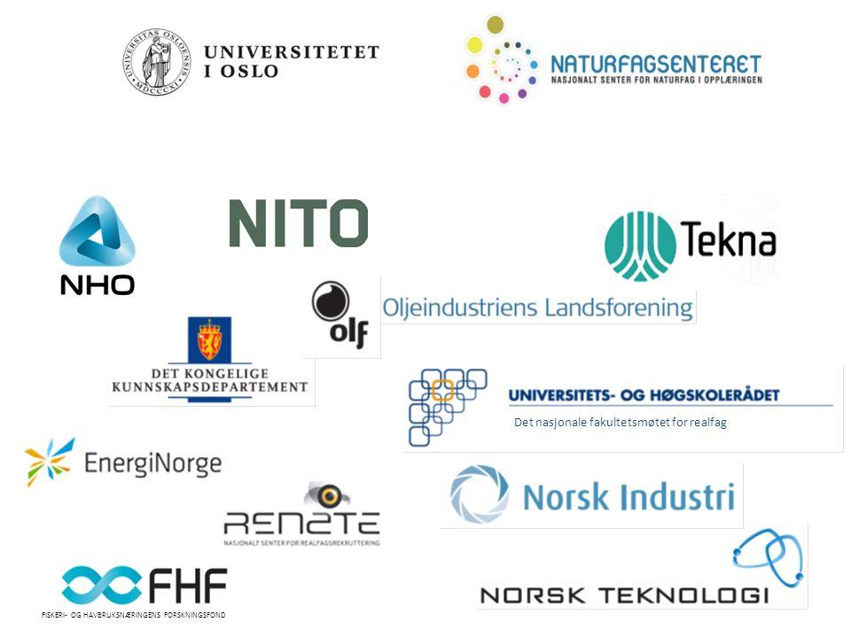 Det nasjonale fakultetsmøtet for realfag FISKERI- OG HAVBRUKSNÆRINGENS FORSKNINGSFOND