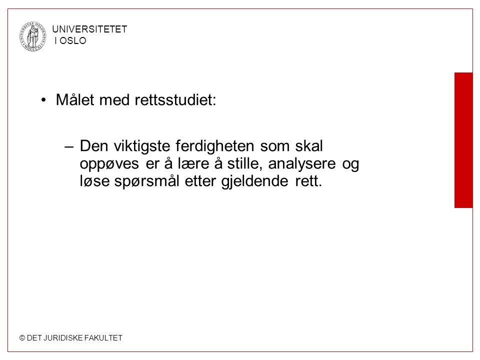 © DET JURIDISKE FAKULTET UNIVERSITETET I OSLO Finanger I Rt-2000-1811 Har forordninger og direktiver direkte virkning i norsk rett.